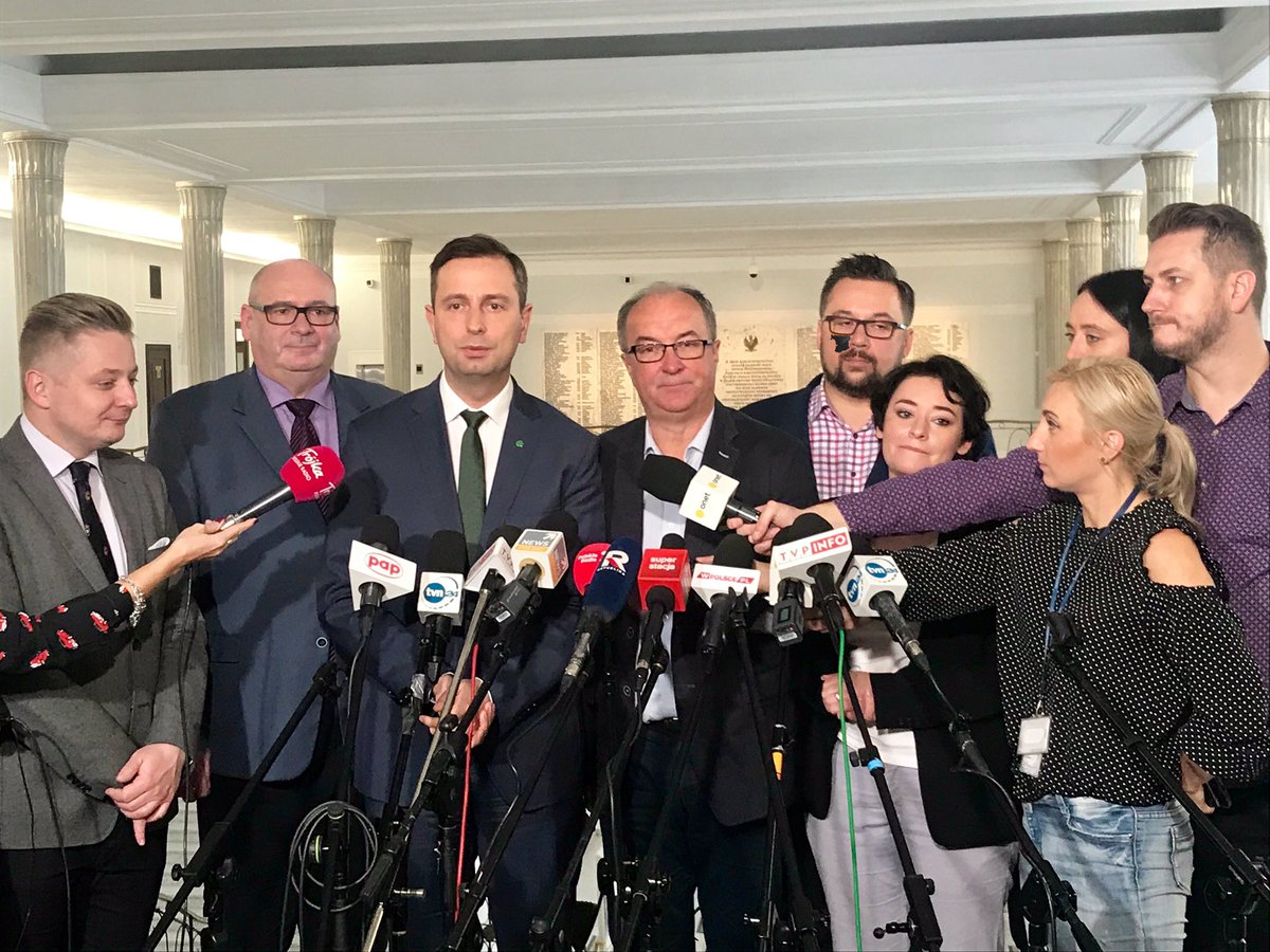 SLD zapowiada koalicję przed przyszłorocznymi wyborami