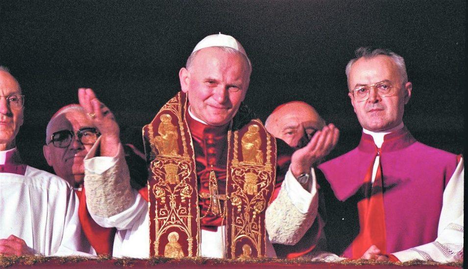 Dziś mija 40 lat od wyboru Jana Pawła II na papieża