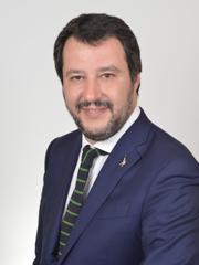 """Spotkanie Matteo Salviniego z Jarosławem Kaczyńskim będzie dotyczyło """"spraw ważnych"""" dla Polski i Włoch"""