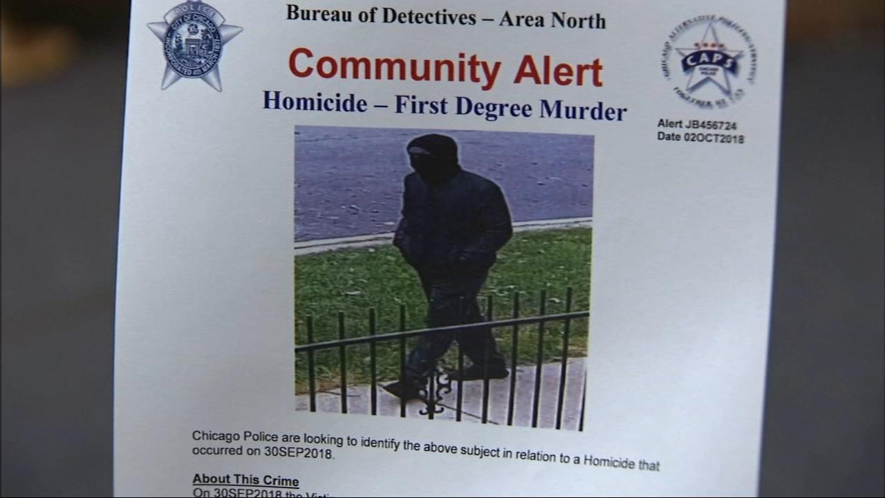 150 tysięcy dolarów  nagrody za pomoc w ujęciu zabójcy z Rogers Park