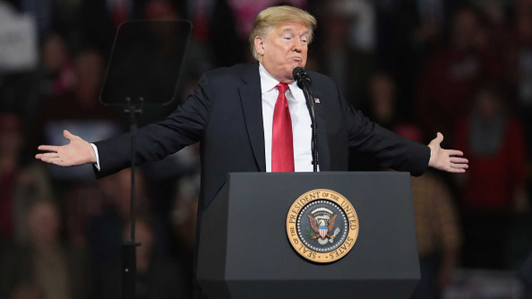 """Donald Trump chce w Chicago wprowadzić zasadę """"stop and frisk"""""""