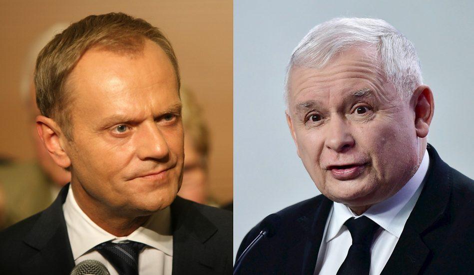 """Kaczyński krytykuje Tuska: """"Poprzednia władza była gotowa się na wszystko godzić w imię kariery jednego czy dwóch ludzi"""""""