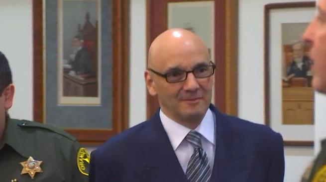 Były żołnierz skazany za 3 morderstwa w Illinois  usłyszał wyrok śmierci za zbrodnie popełnione w Kalifornii