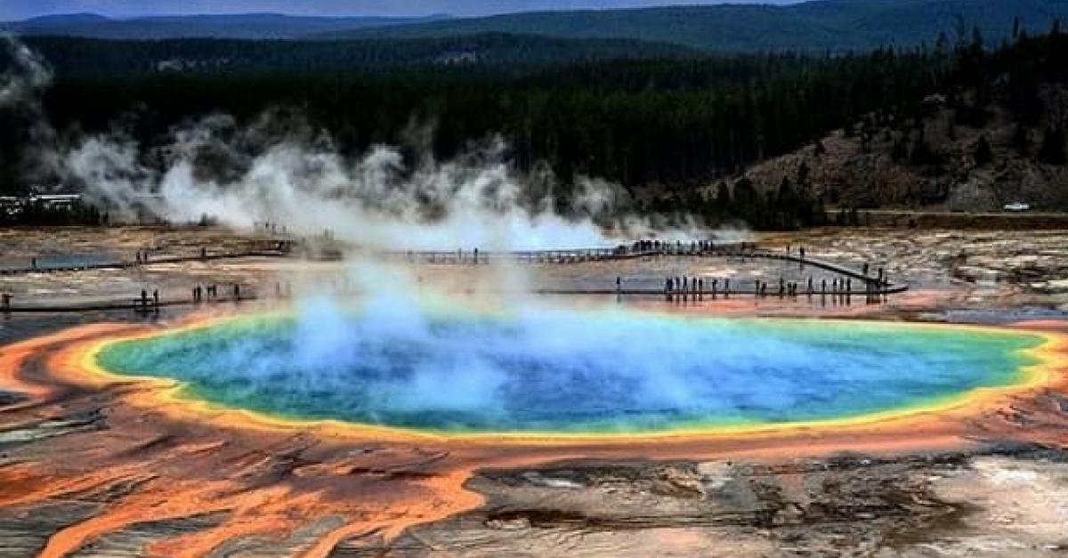 NASA pracuje nad schłodzeniem superwulkanu pod parkiem Yellowstone