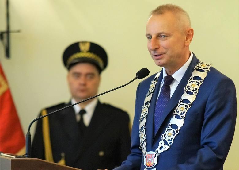 Kujawsko-pomorskie: Ryszard Brejza po raz piąty prezydentem Inowrocławia. Otrzymał 58,48 proc. głosów