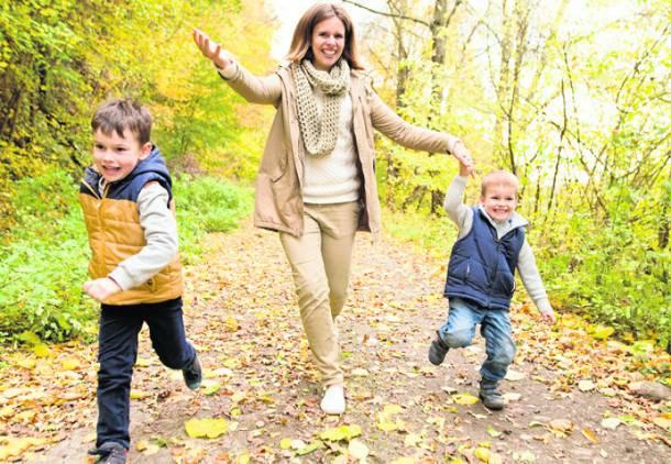 Nauka: Synowie szkodzą zdrowiu matek…