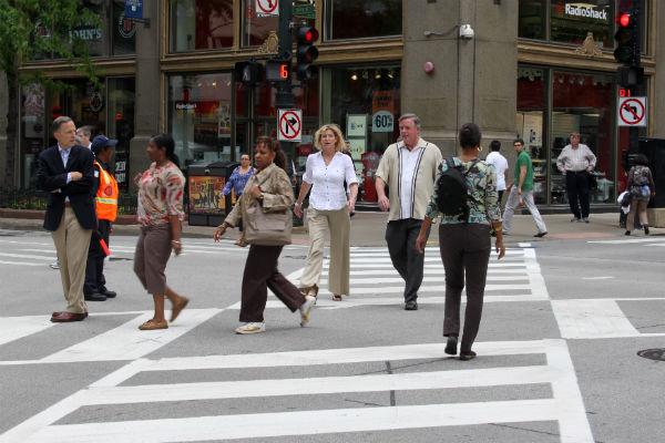 """""""Chodzi O Życie"""". Miasto Jest Nasze chce bezpiecznych przejść dla pieszych"""