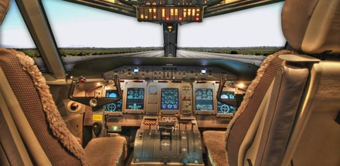 LOT zaprasza do symulatora Boeinga