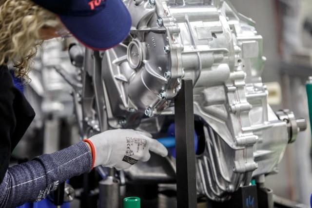 Toyota. Start produkcji w polskiej fabryce w Wałbrzychu