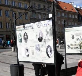 """Otwarto wystawę """"Kobiety w walce o niepodległość Polski"""""""