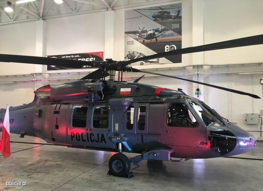 Śmigłowce Black Hawk trafiły do Wojsk Specjalnych