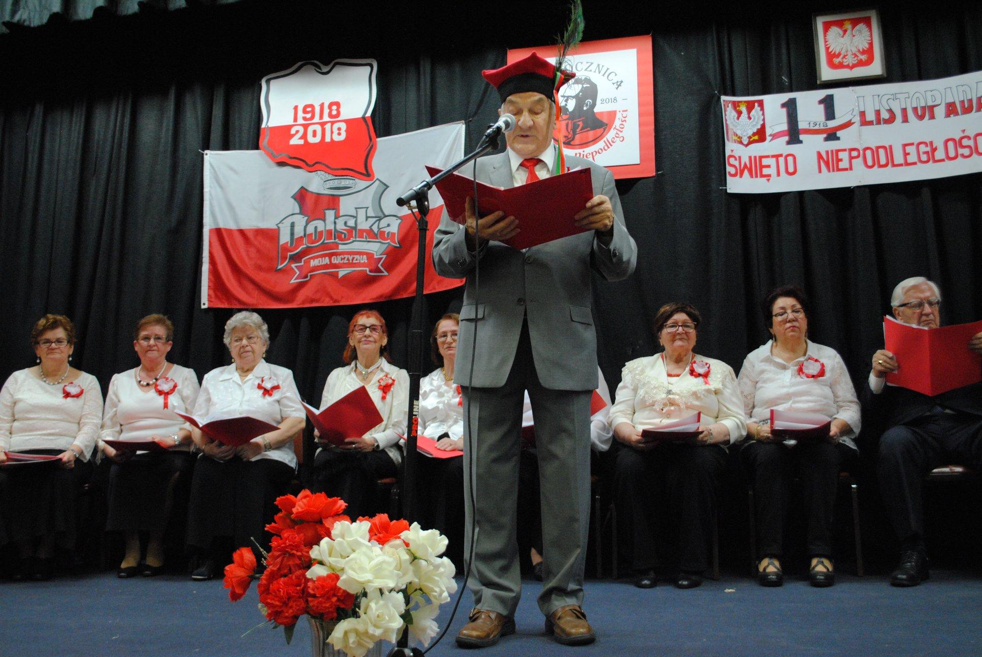 Polonia celebruje 100-lecie Odzyskania Niepodległości