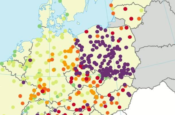 Benzopiren nad Polską: Trująca substancja w powietrzu