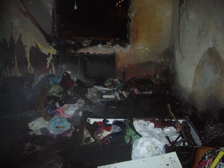 Żory: Sąd skazał na 12 lat więzienia mężczyznę, który podpalił żonę
