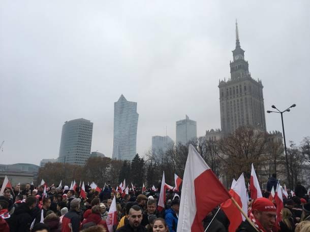 Rzecznik prezydenta o Marszu Niepodległości