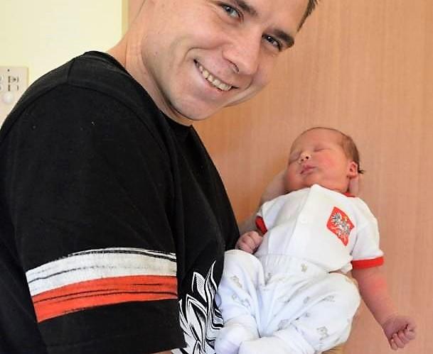 Trójka dzieci urodziła się w wejherowskim szpitalu w setną rocznicę odzyskania niepodległości [FOTO]