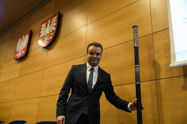 PiS bierze Małopolskę. Witold Kozłowski marszałkiem, Rafał Bochenek przewodniczącym sejmiku
