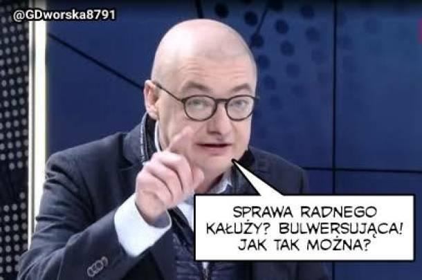 Wojciech Kałuża: Dzięki niemu PiS rządzi w woj. śląskim samodzielnie [MEMY]