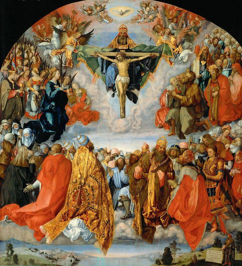 Dziś uroczystość Wszystkich Świętych