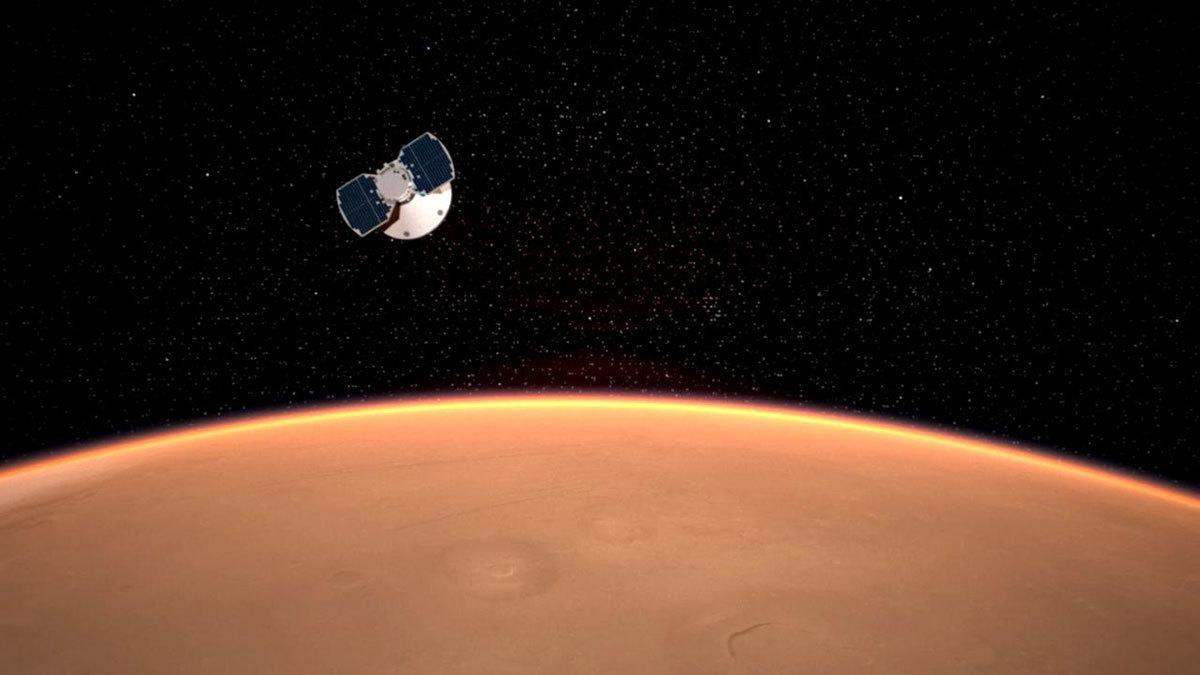 Na Marsie wyląduje dziś  misja NASA InSight (VIDEO)