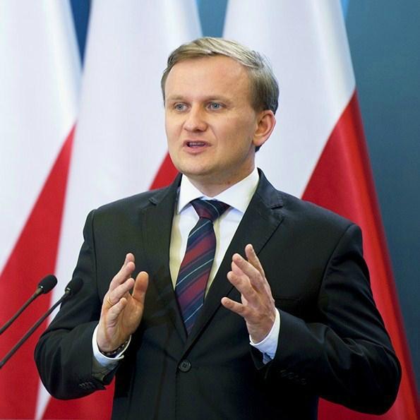Wiceminister Rodziny, Pracy i Polityki Społecznej Bartosz Marczuk złożył dymisję