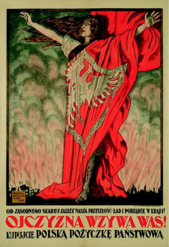 Poland Regained: polskie plakaty od lat 90. do lat 30. XX wieku