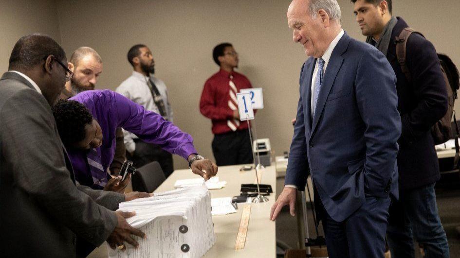 21 kandydatów na burmistrza Chicago złożyło wymagane podpisy