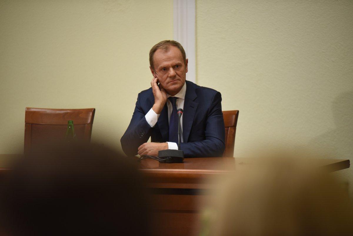 Tusk zeznawał przed komisją ds. Amber Gold  [OPIS; WIDEO]
