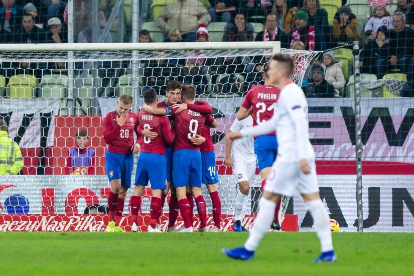Piłka nożna – Reprezentacja Polski przegrała z Czechami. Pięć meczów pod wodzą Brzęczka i ani jednego zwycięstwa…
