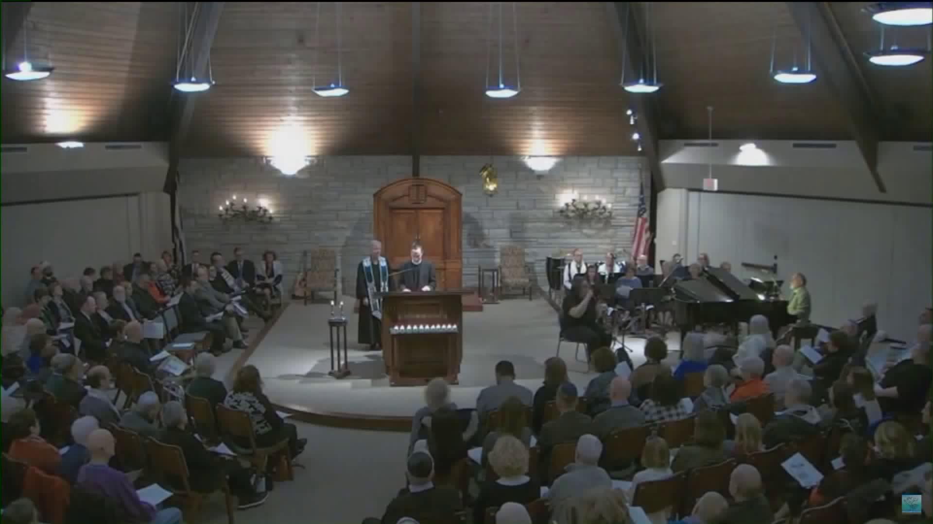 W Lomabrd upamiętniono ofiary strzelaniny  w synagodze w Pittsburghu
