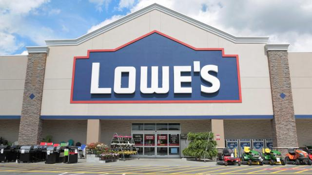 Lowe's zamyka 51 sklepów w Ameryce Północnej