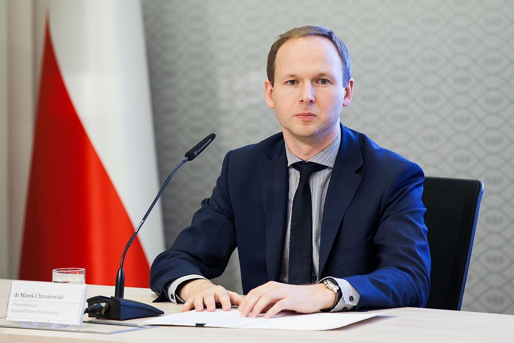Sąd w Katowicach: Były szef KNF Marek Chrzanowski ma wpłacić 250 tys. zł poręczenia majątkowego