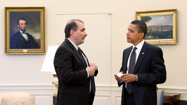Barack Obama będzie gościem podcastu Davida Axelroda
