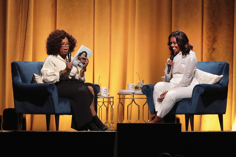 Michelle Obama w Chicago rozpoczęła promocję swojej książki