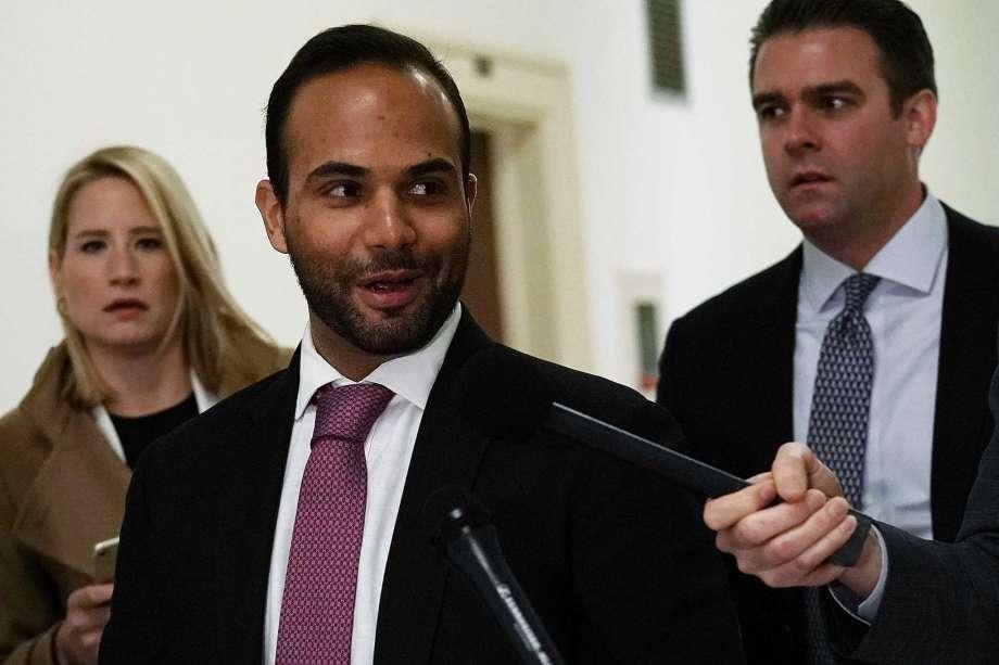 George Papadopoulos były współpracownik prezydenta Trumpa rozpoczął odsiadywanie wyroku