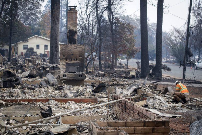 Strażacy opanowali wielki pożar lasów w Kalifornii