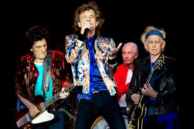 The Rolling Stones w Chicago rozpocznie trasę koncertową po Ameryce Północnej