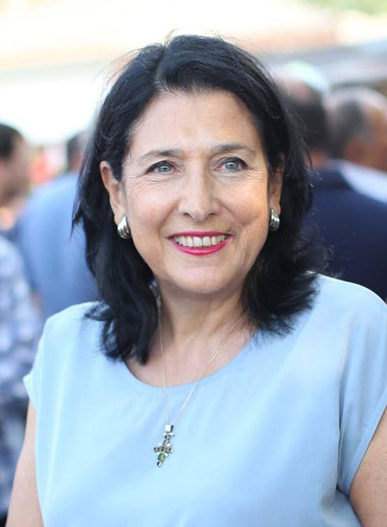 Gruzińska prezydent elekt: Nie będę balansować między UE a Rosją