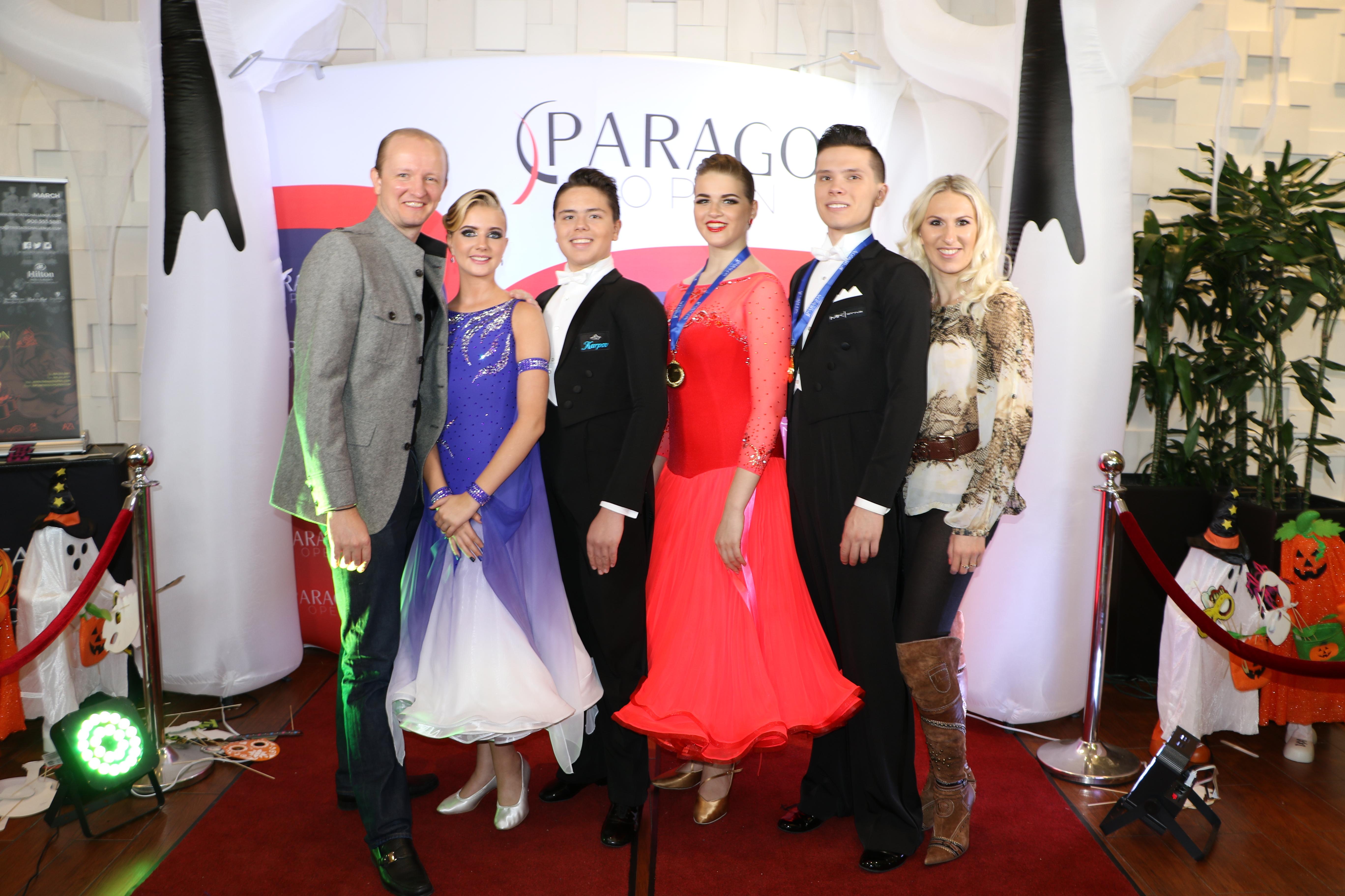 Turniej taneczny Paragon Open DanceSport Championship