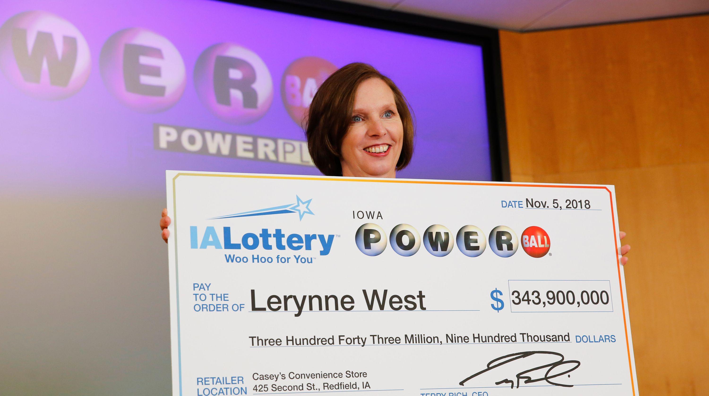 W Iowa samotna matka odebrała wygraną w Powerball