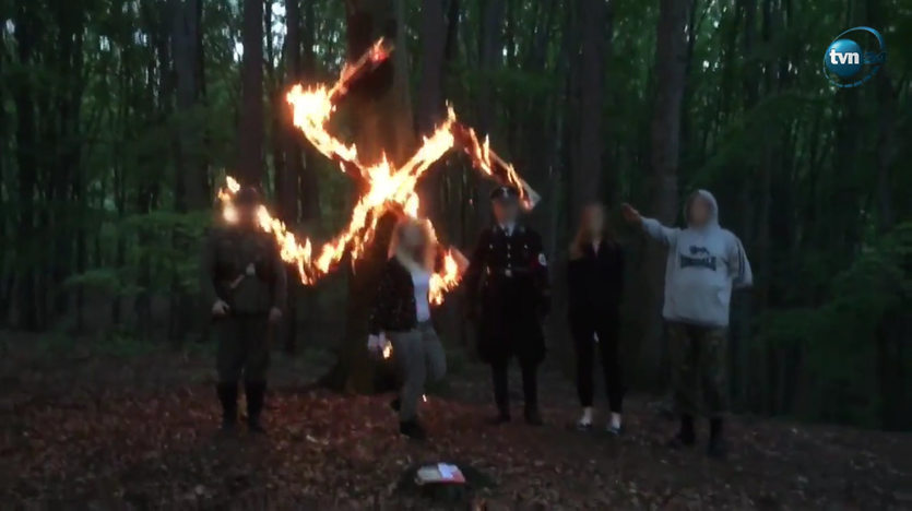 Jest akt oskarżenia wobec organizatorów i uczestników tak zwanych urodzin Hitlera