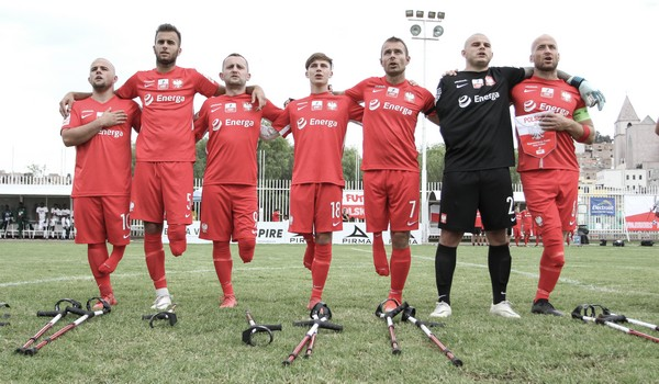 Amp futbol: Kraków zorganizuje mistrzostwa Europy