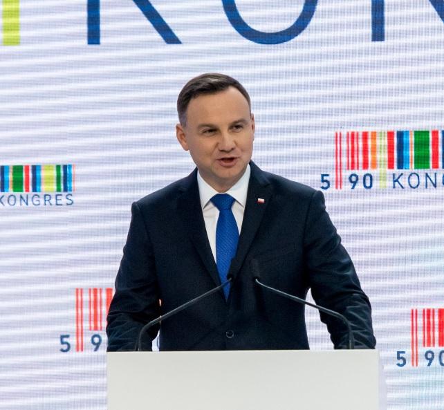 Prezydent w Davos: Polska ma klimat, który sprzyja biznesowi