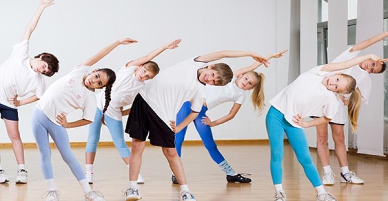 Nowe zalecenia lekarzy: Regularnie powinny ćwiczyć już 3-letnie dzieci