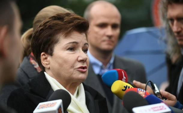 Hanna Gronkiewicz-Waltz otrzyma dużą odprawę. 16 listopada zakończy się jej 12-letnia kadencja
