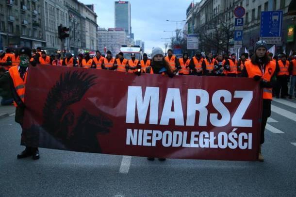 Warszawa: Hanna Gronkiewicz-Waltz ostrzega, że może rozwiązać Marsz Niepodległości