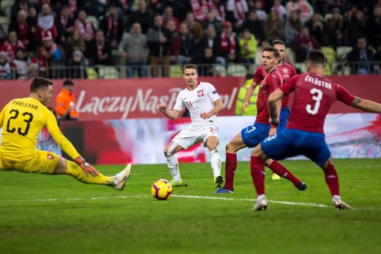 Piłka nożna – el. ME – Włoch Rocchi arbitrem piątkowego meczu Polaków z Macedonią Północną