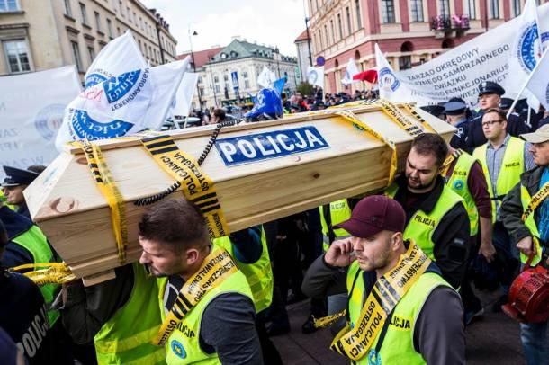 Policjanci otrzymają od stycznia podwyżki