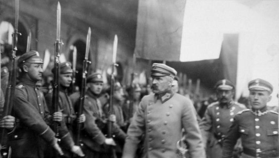 Odnaleziono grób brata marszałka Piłsudskiego