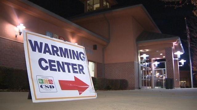 W Illinois uruchomiono tzw. warming centers